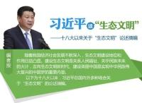 """【图解】习近平十八大以来关于""""生态文明""""论述摘编"""