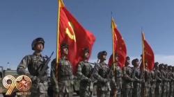 150秒回顾大阅兵!每一帧都是中国骄傲
