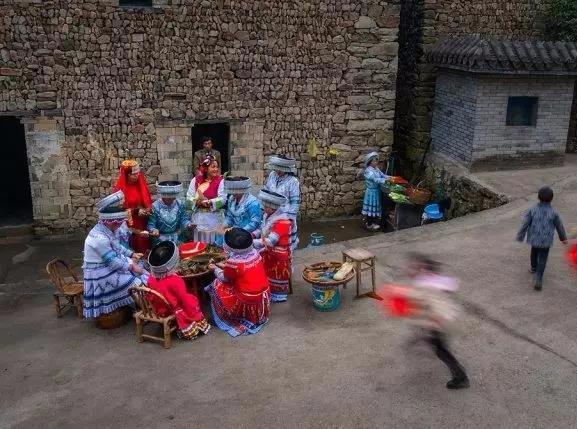 【砥砺奋进的五年】新昌外婆坑村:大山深处的美丽文化村