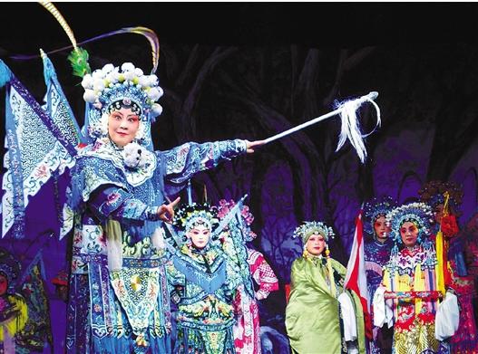 【砥砺奋进的五年】划拨专款发展戏剧 浙江大力保护振兴传统戏剧