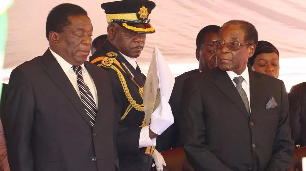 津巴布韦局势突变