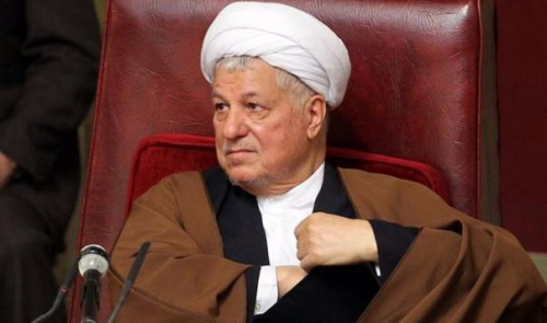 贾尼/资料图片:伊朗前总统拉夫桑贾尼。(图片来源:法新社)