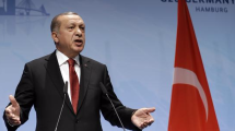 土俄总统:应维护叙利亚和伊拉克领土完整