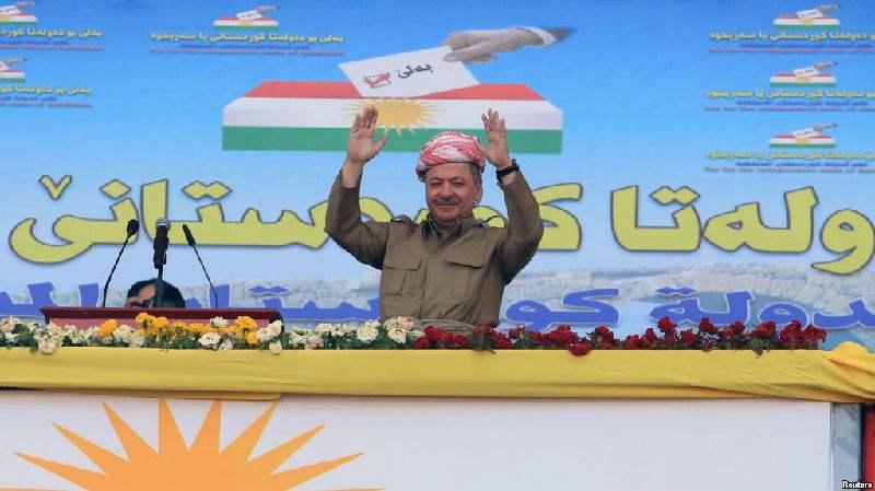 伊拉克库尔德渐进独立作茧自缚