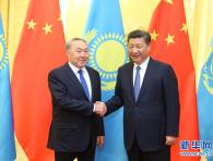 习近平将对哈萨克斯坦进行国事访问并出席上海合作组织成员国元首理事会第十七次会议和阿斯塔纳专项世博会开幕式
