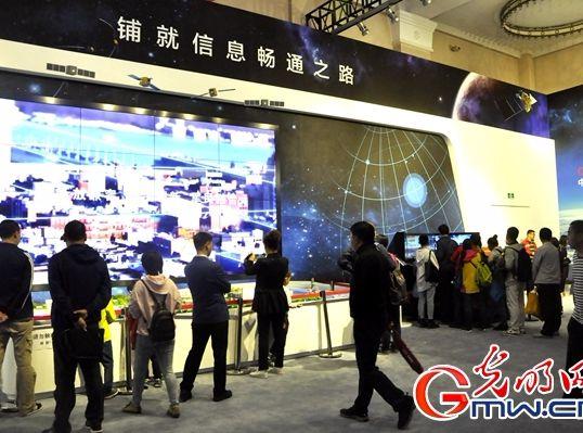 """短视频丨中国""""北斗""""这五年:引领智慧生活 加速走向世界"""
