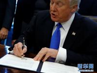 """特朗普新版旅行禁令16日将生效 破坏性或超""""9·11"""""""