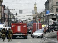 俄罗斯圣彼得堡遭恐袭 为何公共交通频成恐怖袭击目标?