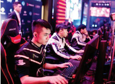 电子竞技成亚运会正式比赛项目 打游戏也能为国争光了!