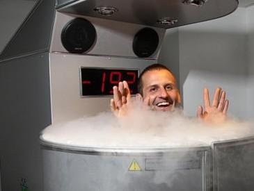 """冷冻疗法、高压氧舱 体育界的""""黑科技""""真的靠谱吗?"""