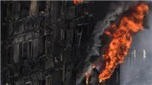 """伦敦大火灾民安置成难题 反对党提议""""征富济贫"""""""