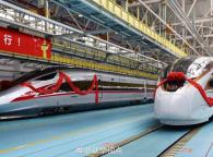 """北京到上海快了一小时  """"复兴号""""开展时速350公里体验运营"""