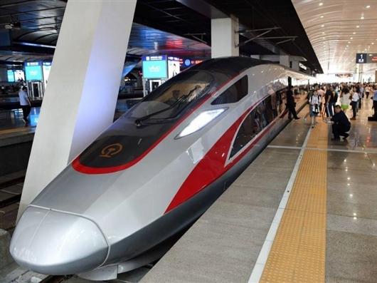 """新列车运行图9月实施 时速350公里""""复兴号""""开跑"""
