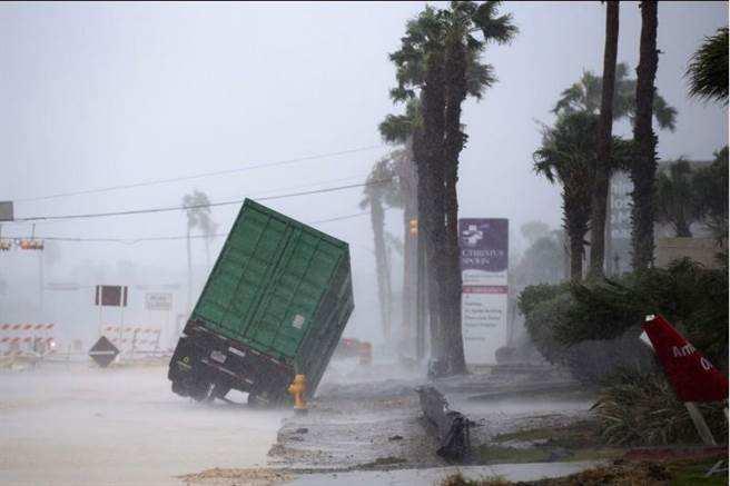 哈维飓风、南亚洪灾 气候变化正惩罚人类 诺亚方舟亟待联手打造