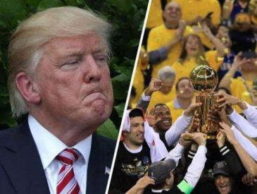 打破惯例又树敌!特朗普撤回NBA冠军队伍白宫行邀请