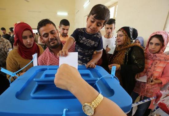 伊拉克库尔德区公投支持独立 为何备受各方关注?