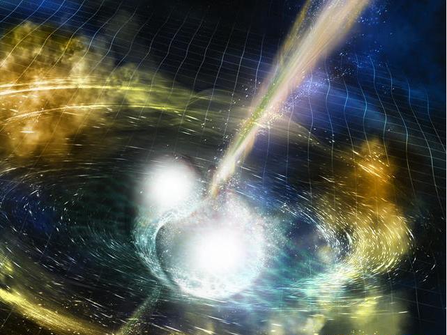 """重大发现!人类首次""""看见""""引力波"""