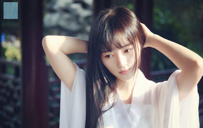 日本一_走出国门展自信 中国姑娘摘得日本高校校花