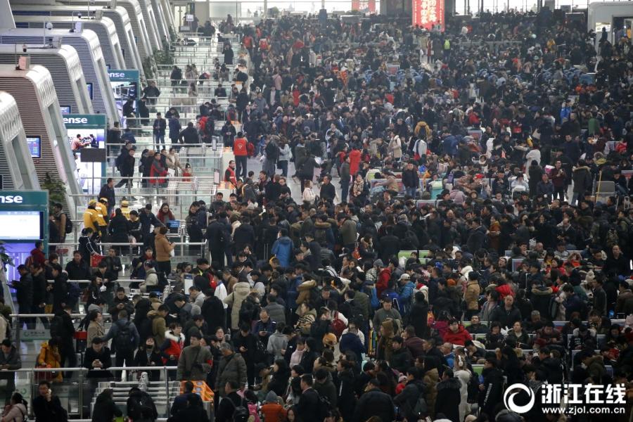 Risultato immagini per 春运